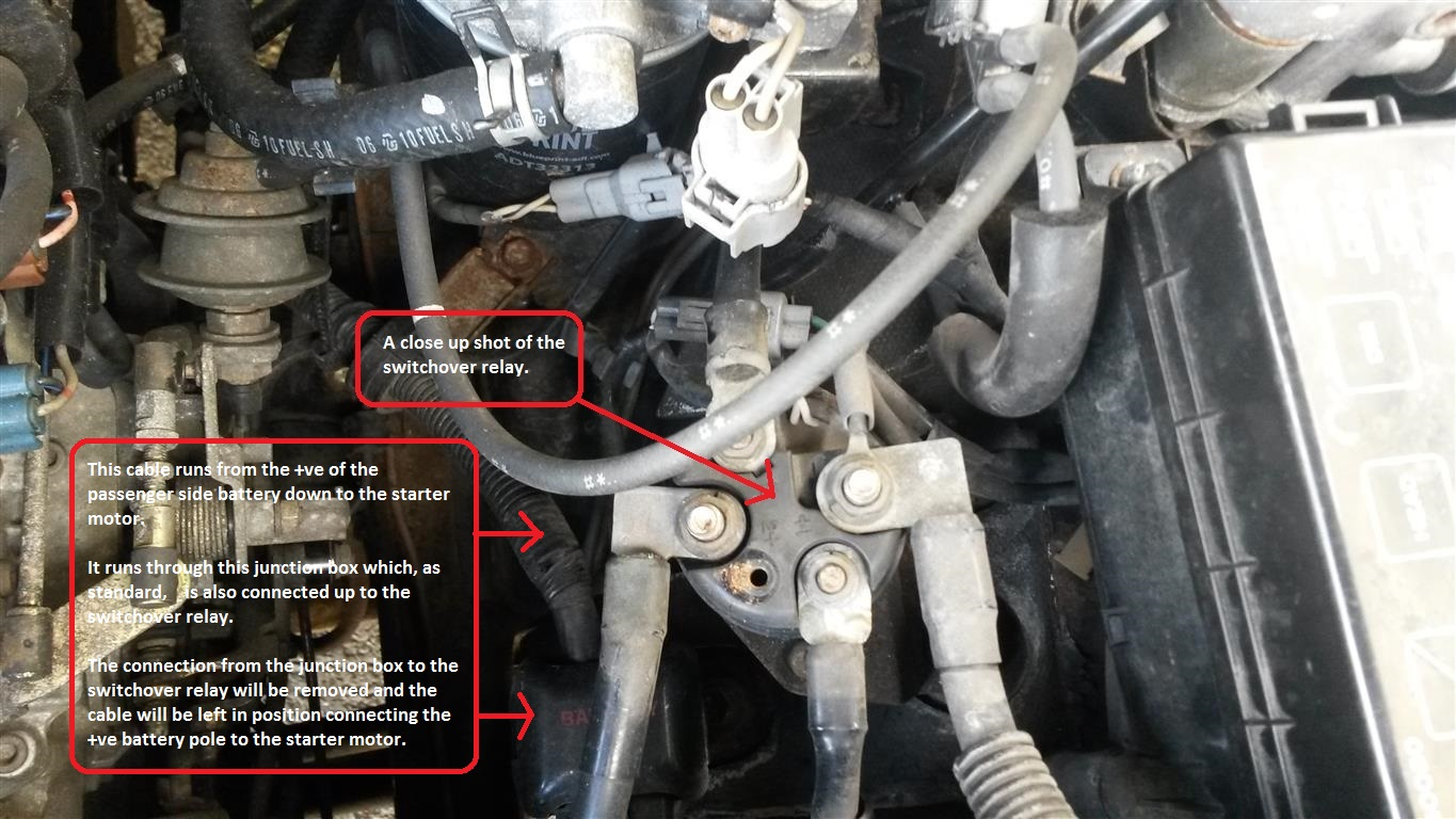 12 volt starting conversion on a 1997 24 valve manual 80 series here s a link to the 12 24 volts switchover system wiring diagram garfieldus com images monty 12v starting conversion 12 24 volts switchover
