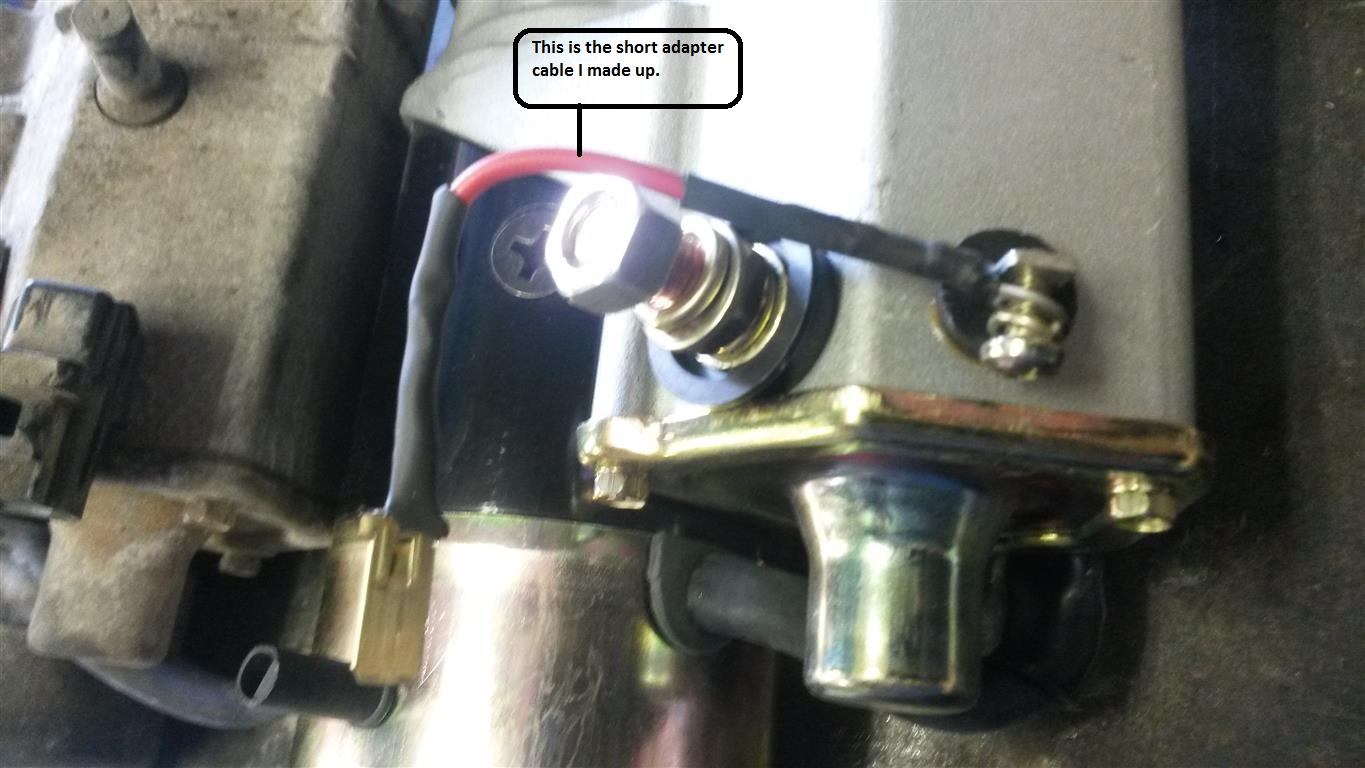 12 Volt Starting Conversion On A 1997 24 Valve Manual 80 Series Starter Wiring Diagram Heres Link To The Volts Switchover System Http Garfielduscom Images Monty 12v