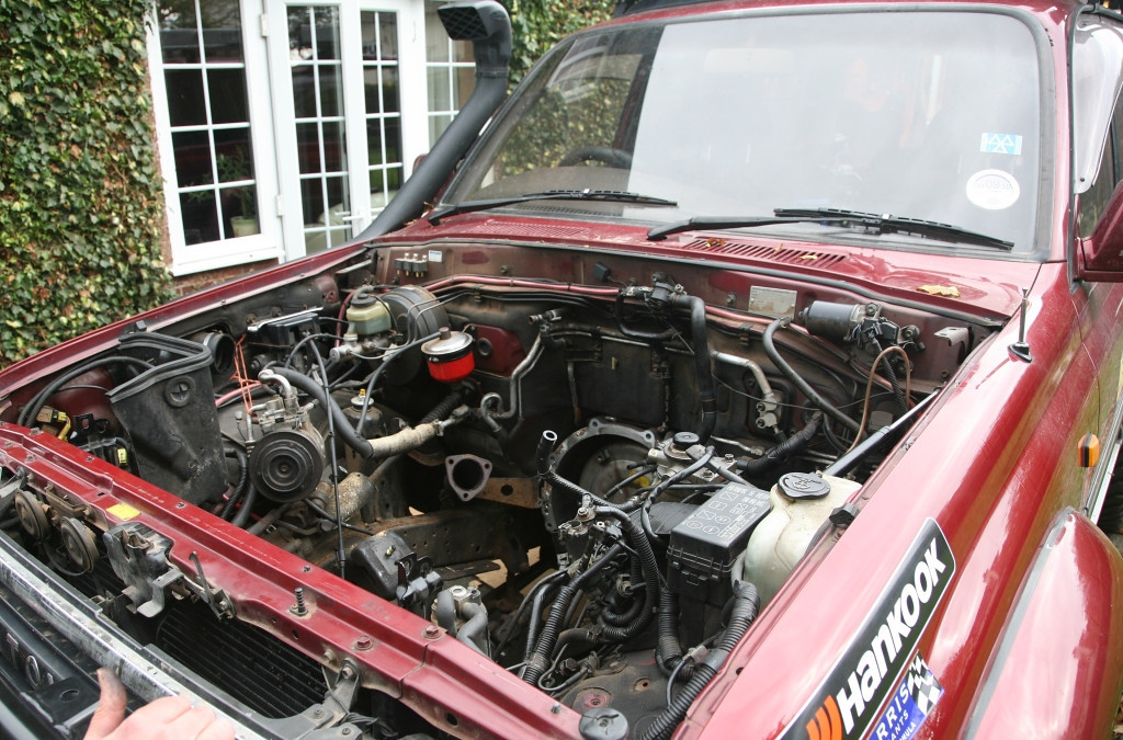 Engine rebuild | Land Cruiser Club