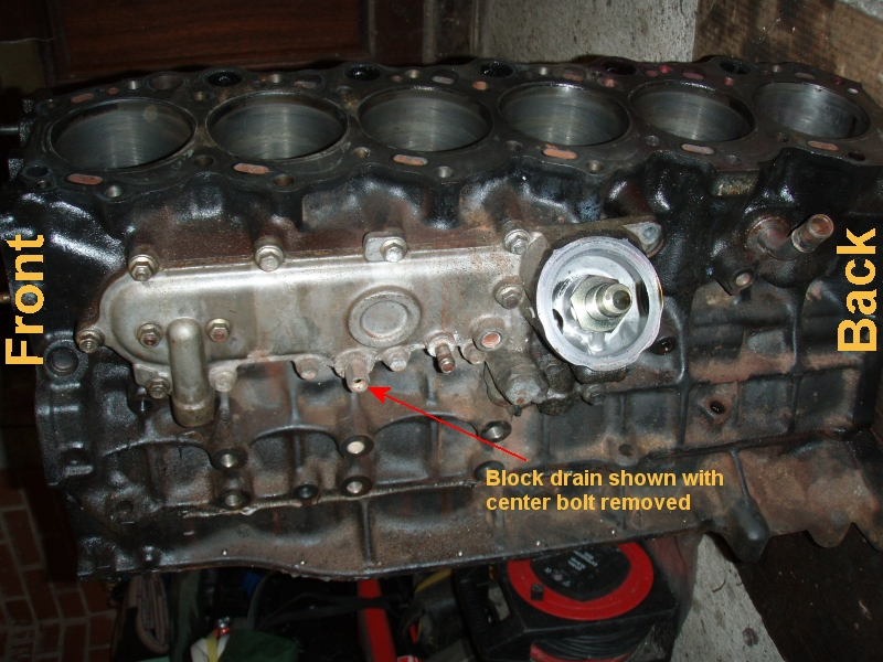 How to flush the Cooling System prior to Radiator change? | Land