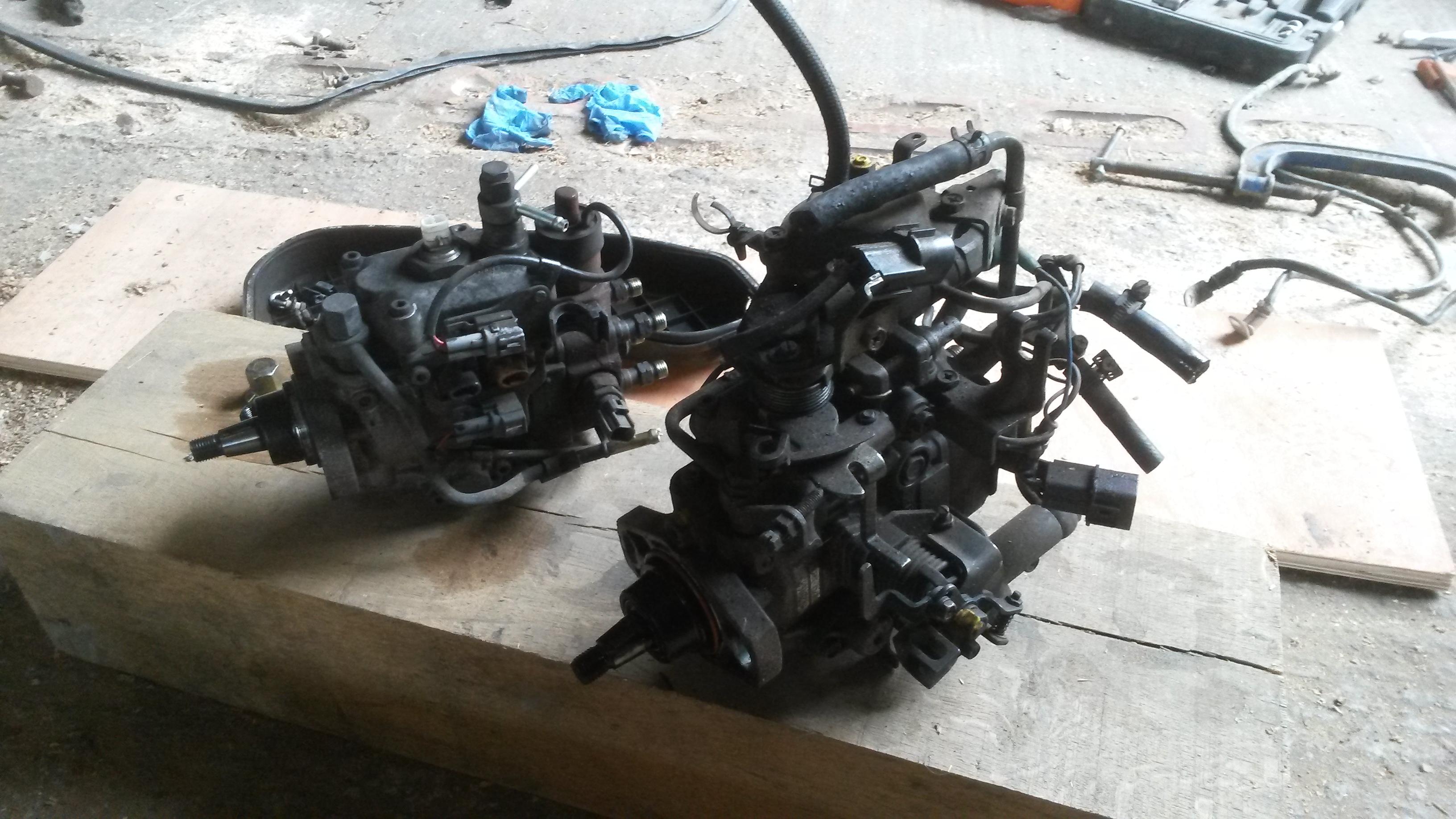 2lt Injector Pump