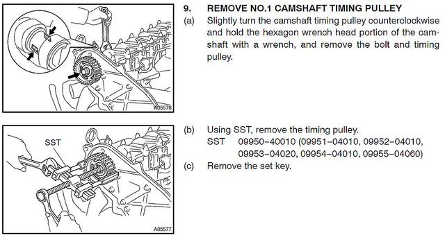 1HD-FTE Timing Belt Change | Land Cruiser Club