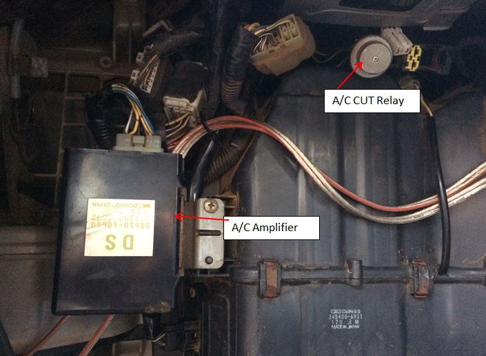 A/C Clutch not Engaging | Land Cruiser Club