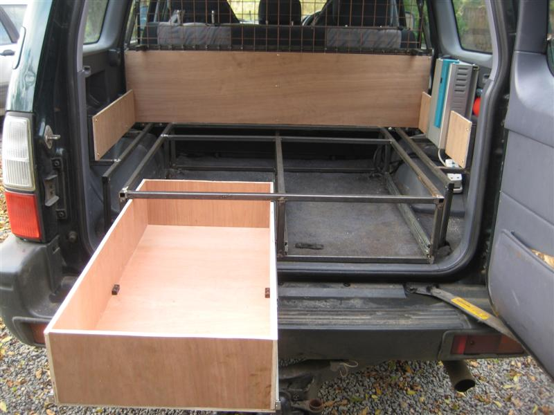 DIY Drawer System - Gonna have a go. | Land Cruiser Club