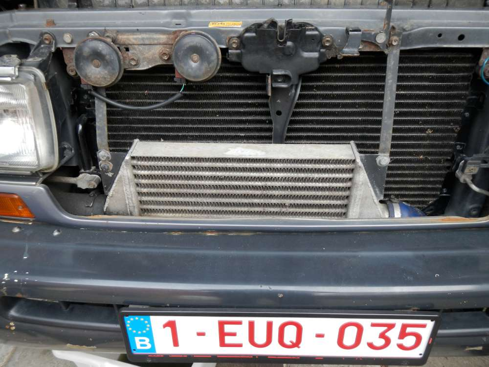 HD-FT intercooler | Land Cruiser Club
