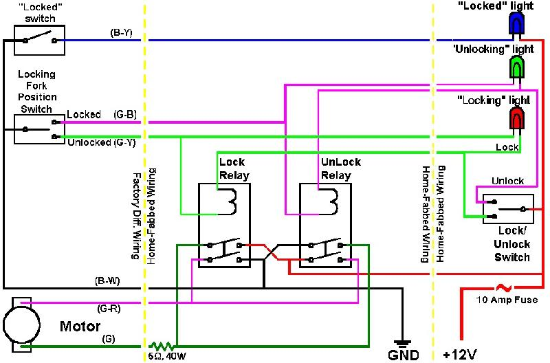 Eleclockerwiring: Toyota Land Cruiser Alternator Wiring Diagram At Shintaries.co