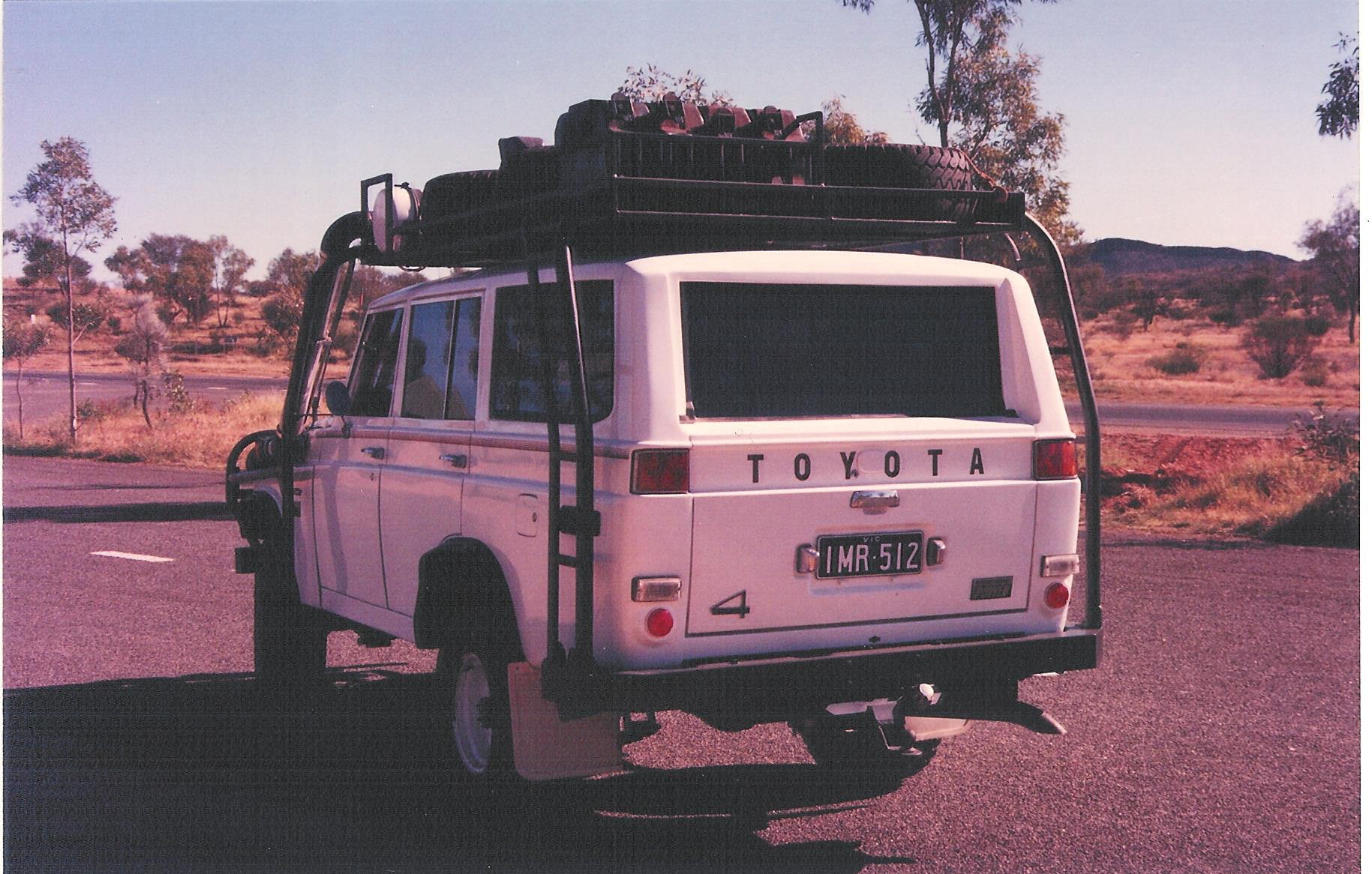 FJ55 fitted with detroit diesel | Land Cruiser Club