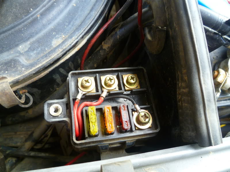 fusebox land cruiser club toyota landcruiser 80 series fuse box at n-0.co