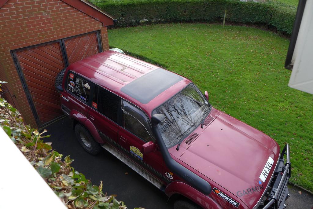 Sunroof leaking woes   Land Cruiser Club
