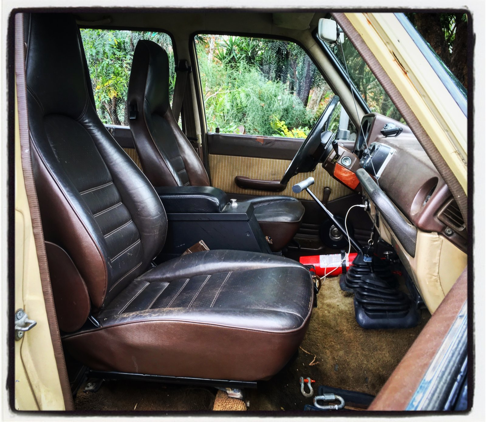 Front Seat Replacement | Land Cruiser Club