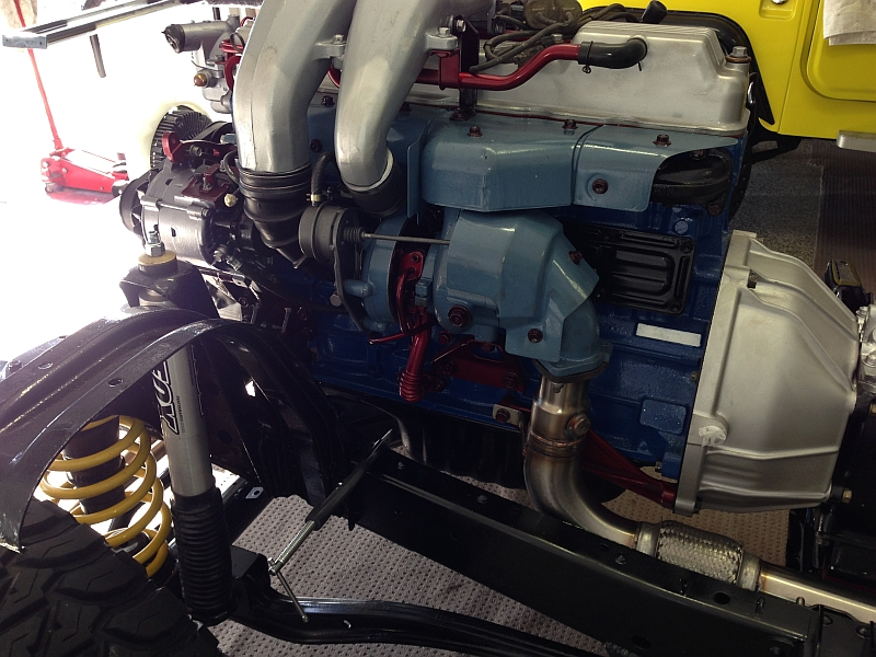 2h Turbo upgrade or 12ht | Land Cruiser Club