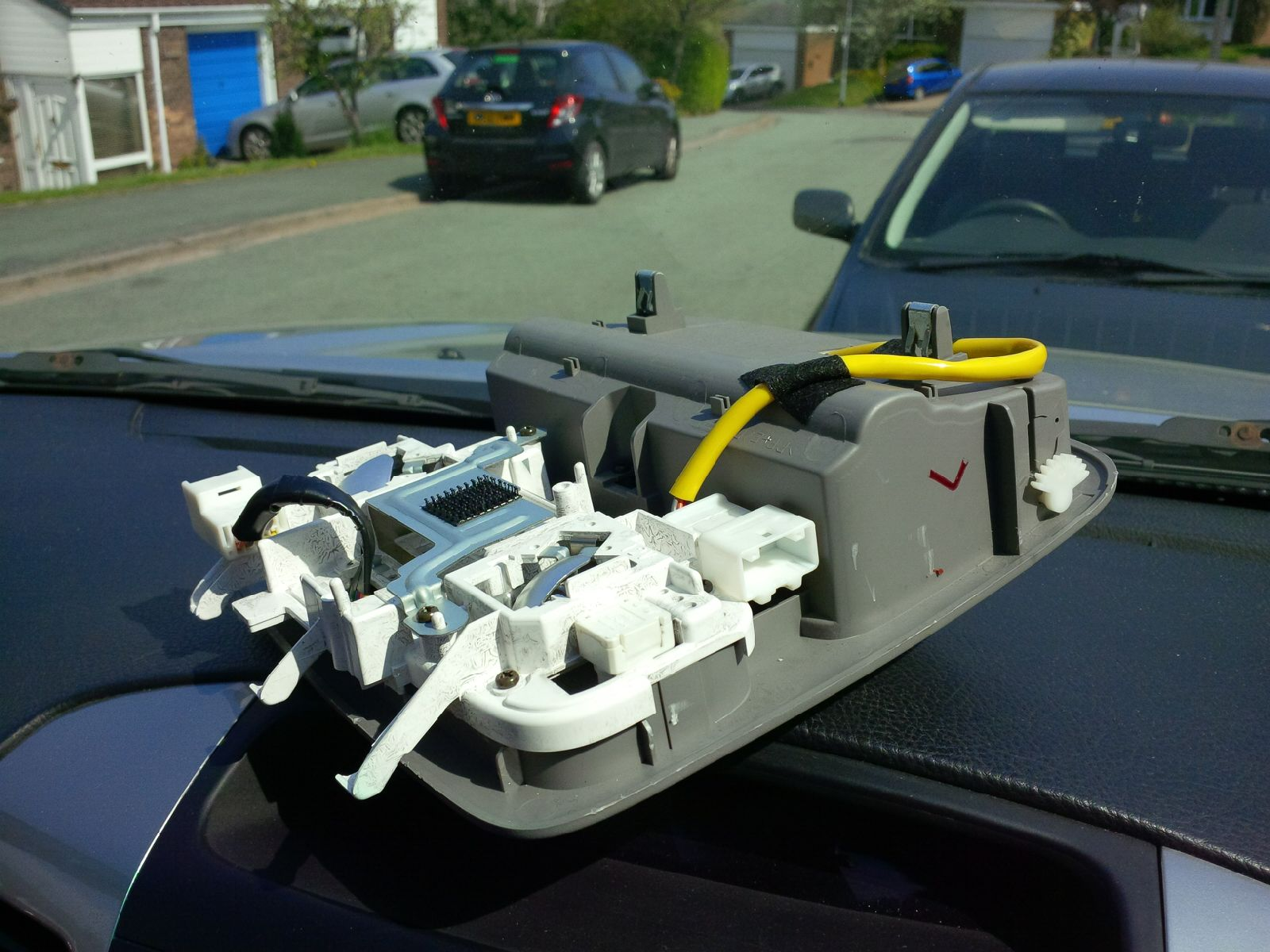 Sunroof problem | Land Cruiser Club