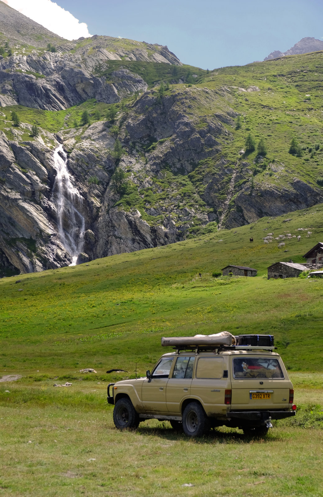 landcruiser in front of waterfall.jpg