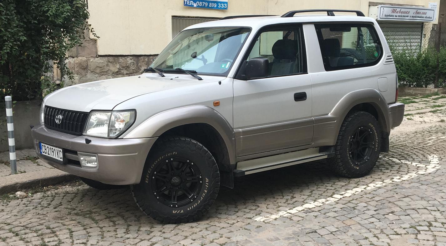 Prado 90 Automatic transmission - delayed enagagement | Land