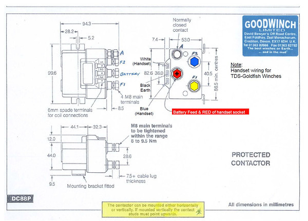 Mid Frame Ti Wiring Diagram Winchserviceparts
