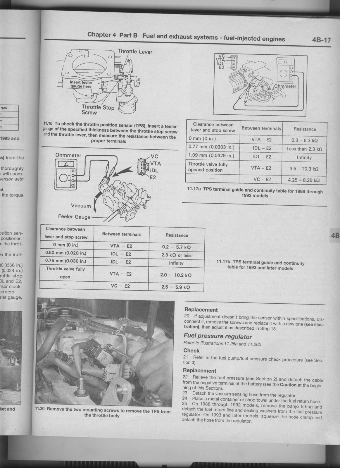 Tps Adjustment Land Cruiser Club On 60 Series Engine Schematics 01 02