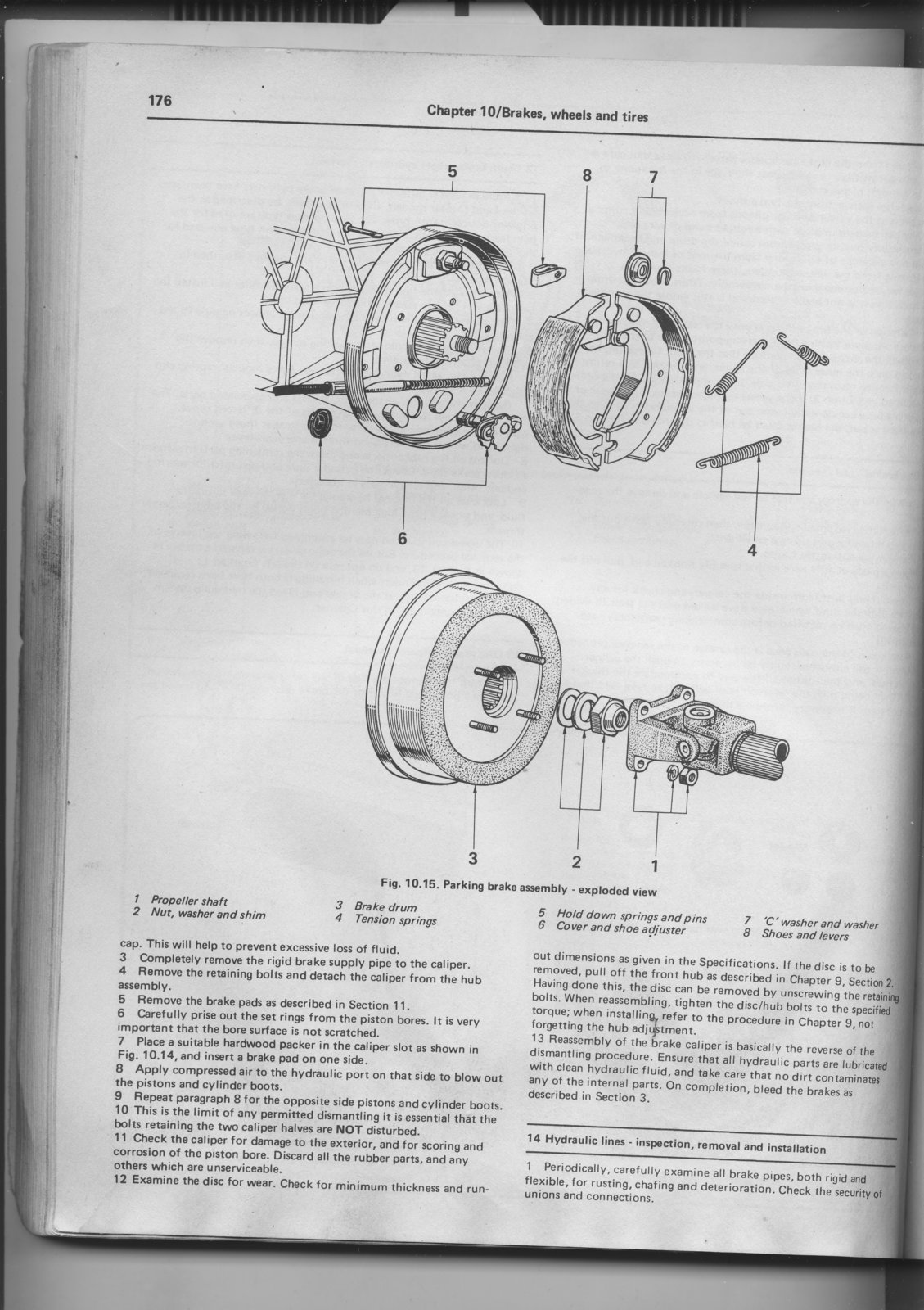 Back In A Land Cruiser 1978 Hj45 Build And Adventures Page 2 Fj55 Wiring Diagram Transmission Hd Brake 02
